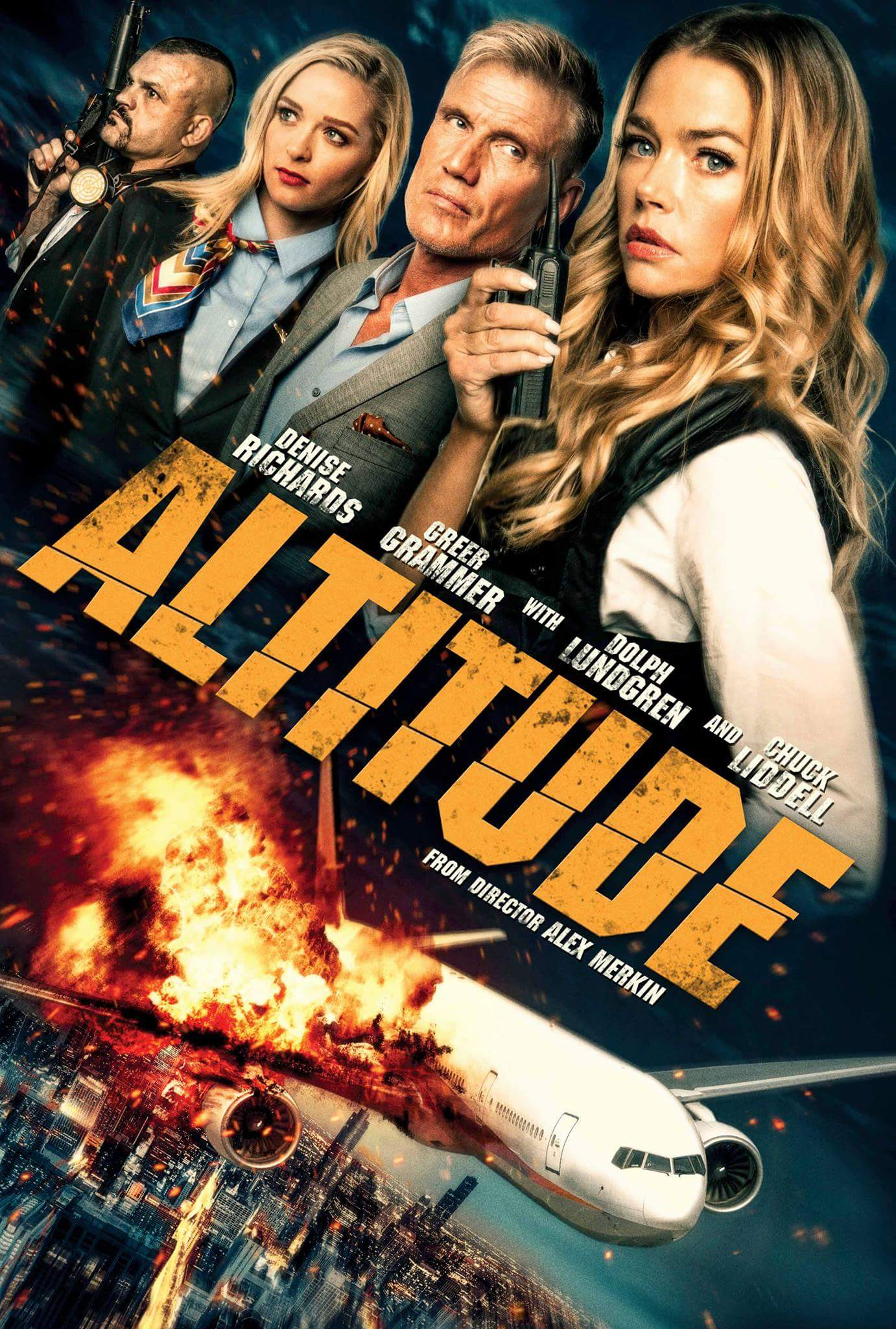 Altitude Poster #1