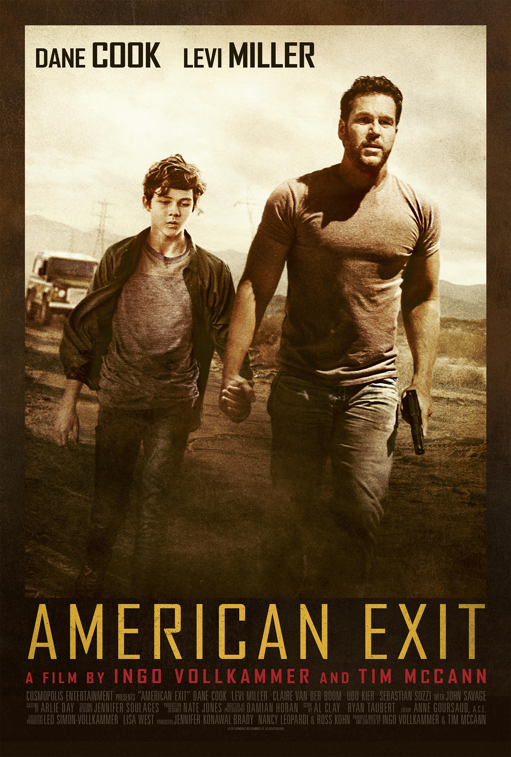 American Exit Poster #1