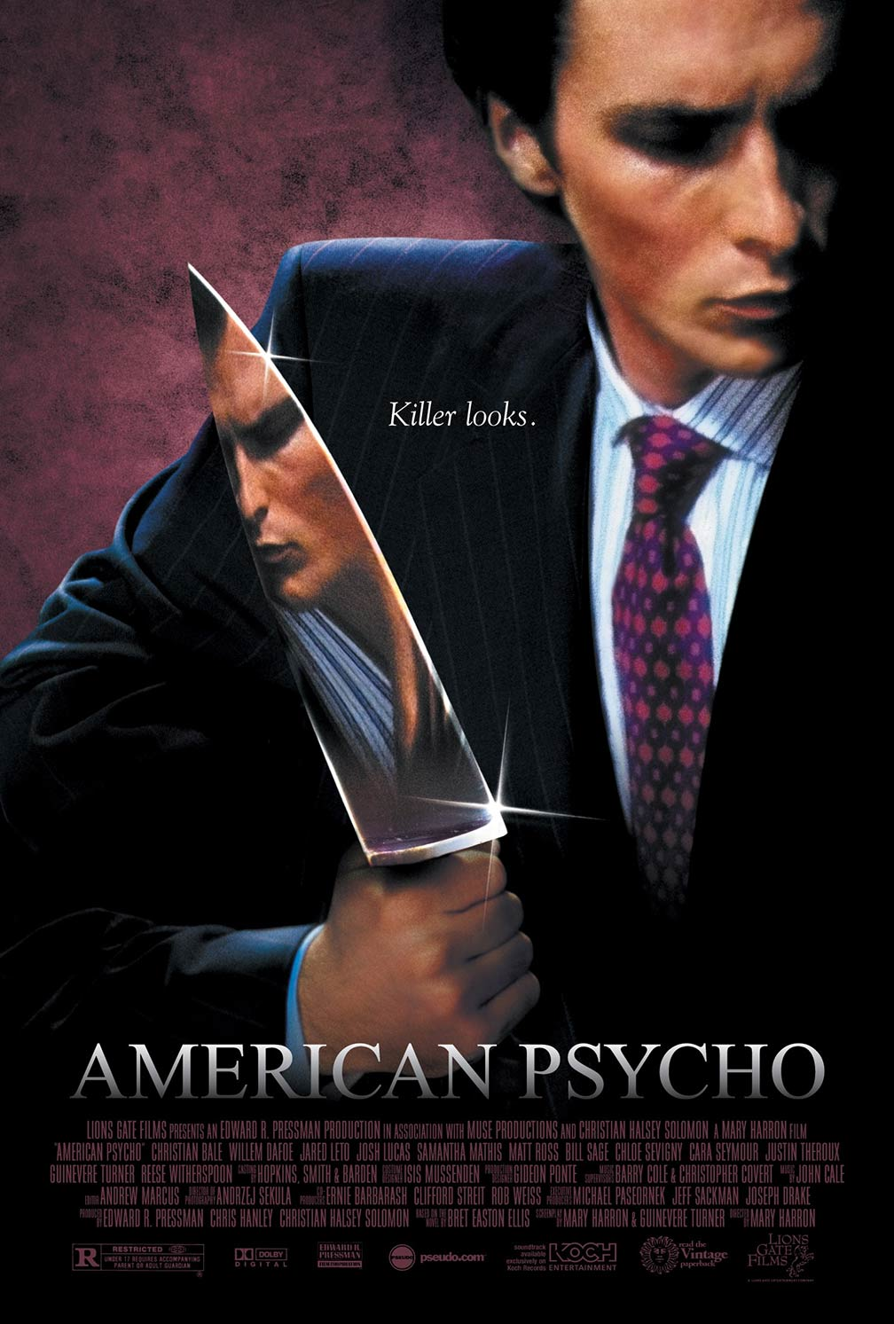American Psycho Poster #1