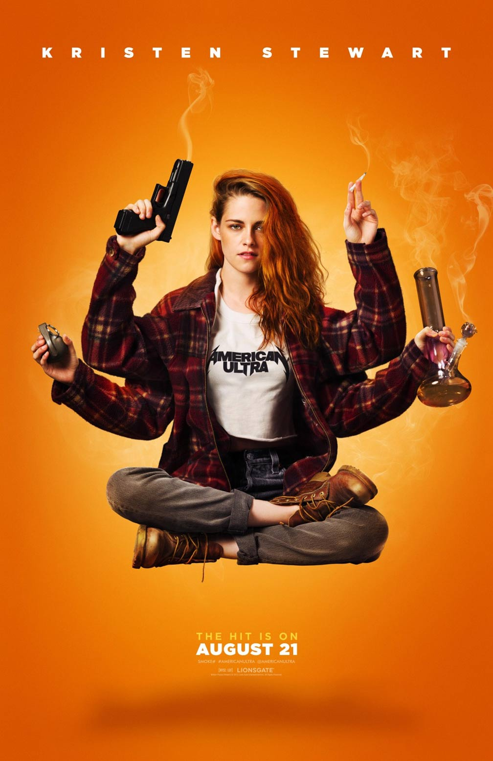 American Ultra Poster #3