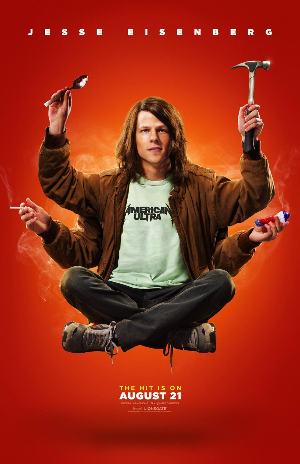 American Ultra Poster #4