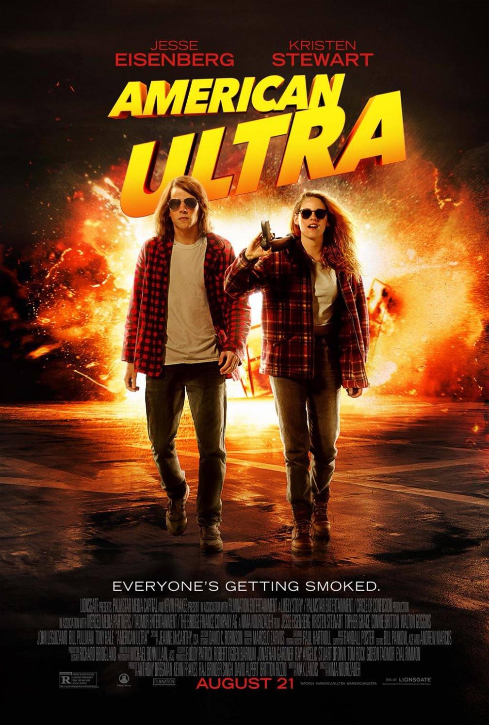 American Ultra Poster #5