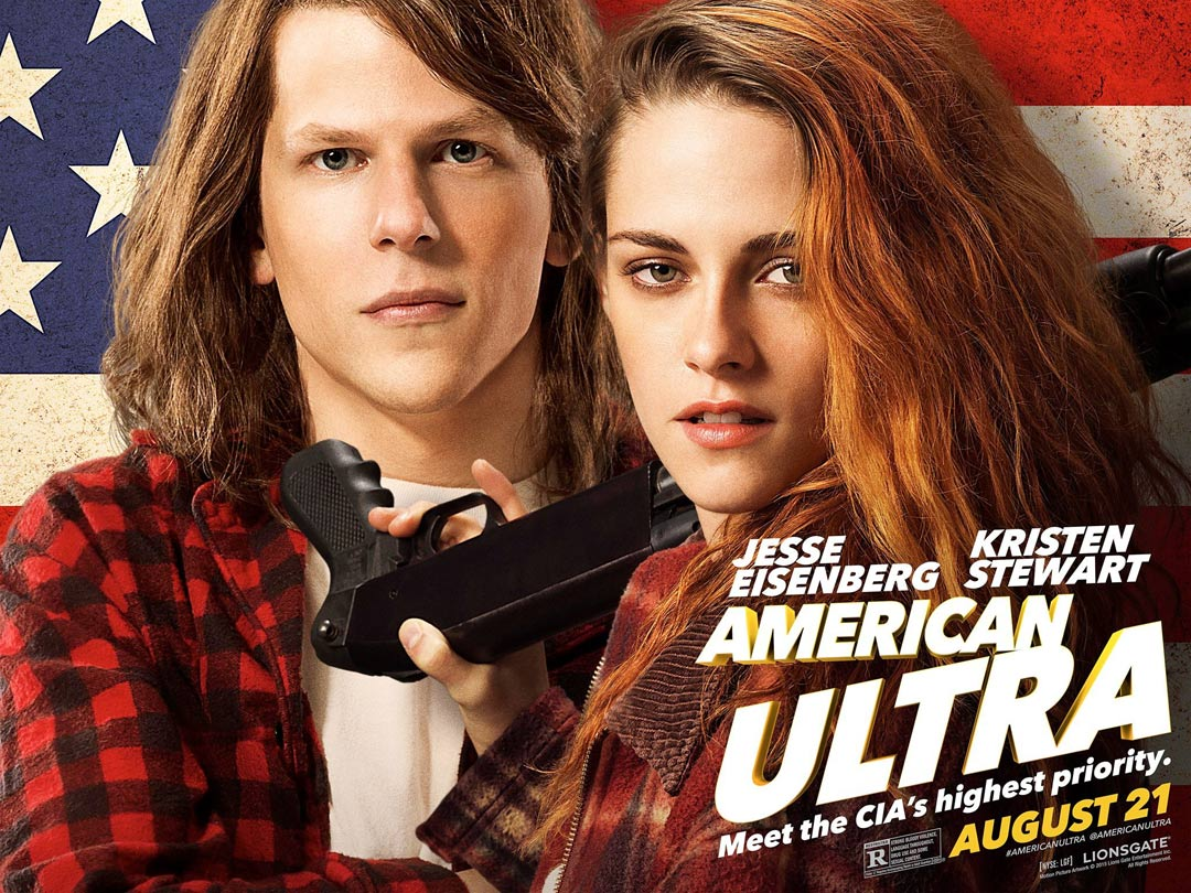 American Ultra Poster #6