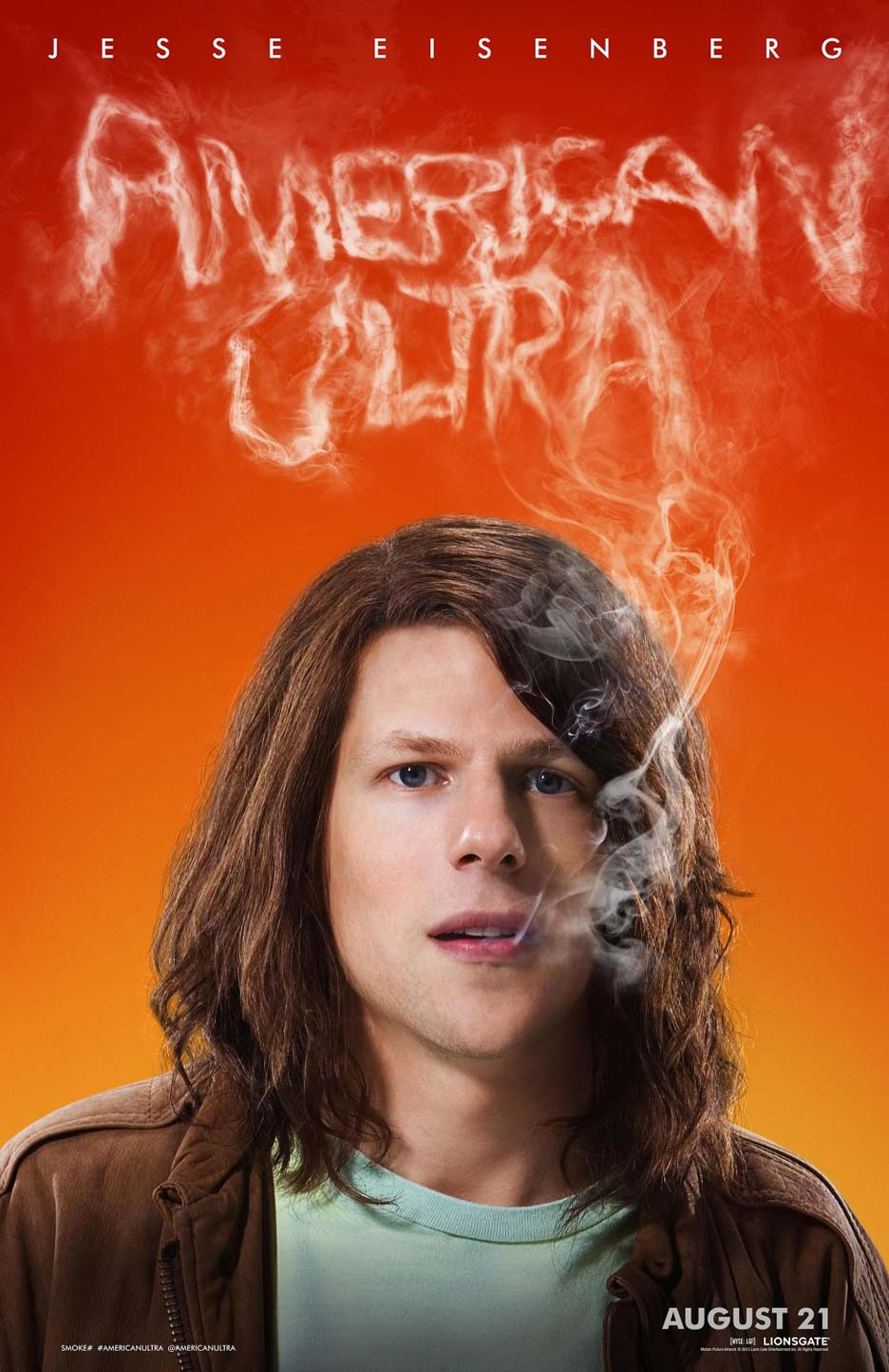 American Ultra Poster #1