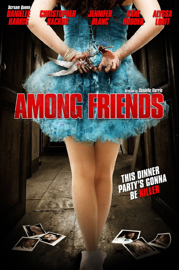 Among Friends Poster #1