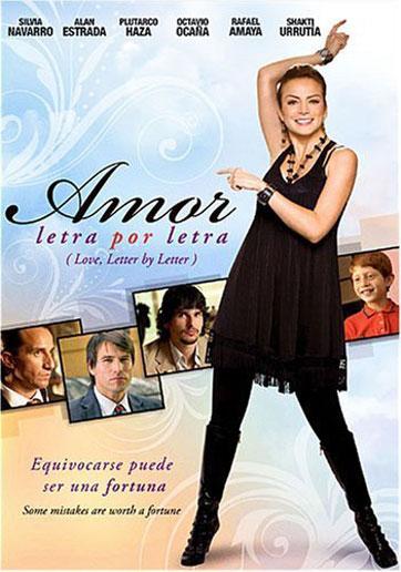 Love, Letter by Letter (Amor letra por letra) Poster #1