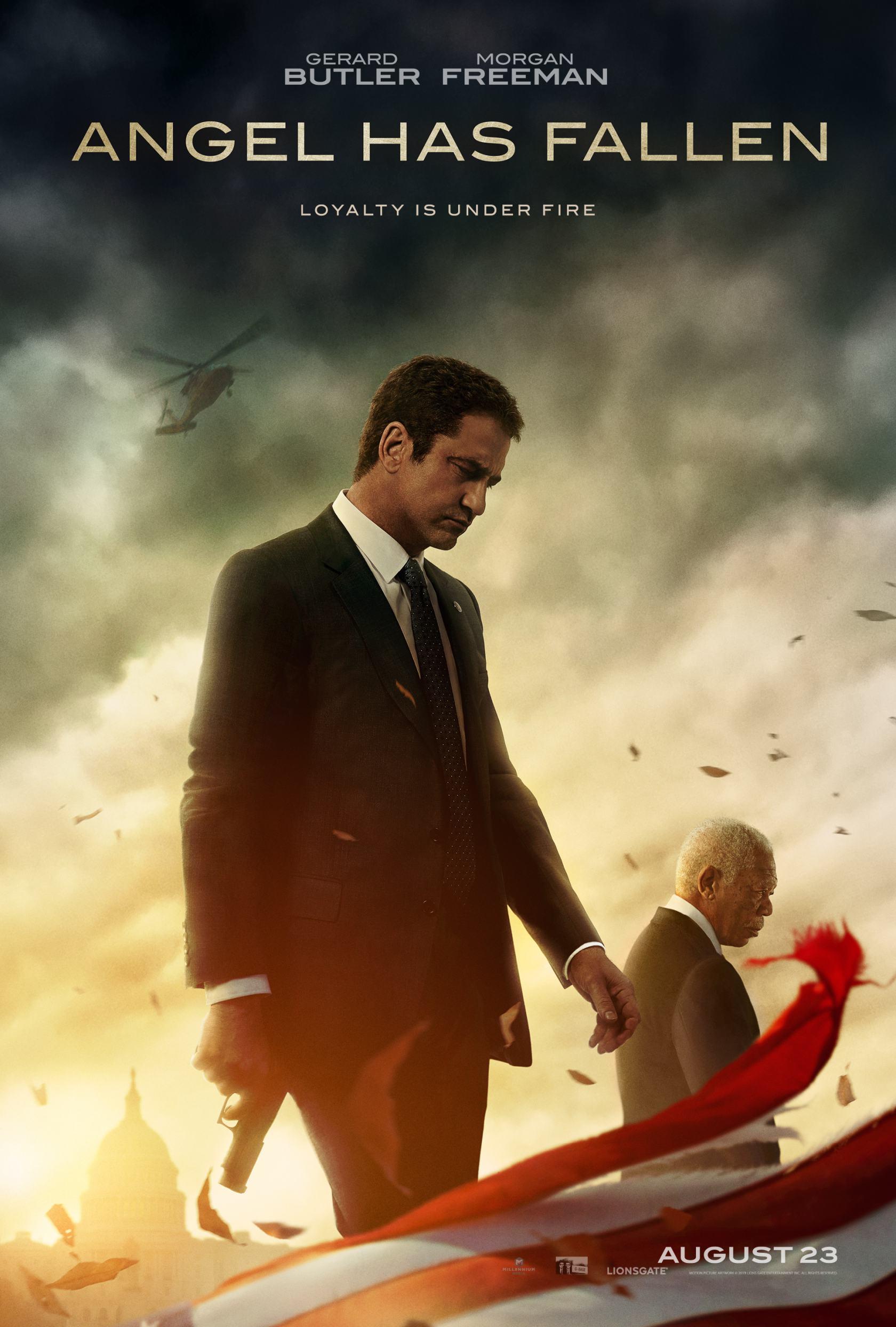 Angel Has Fallen Poster #1