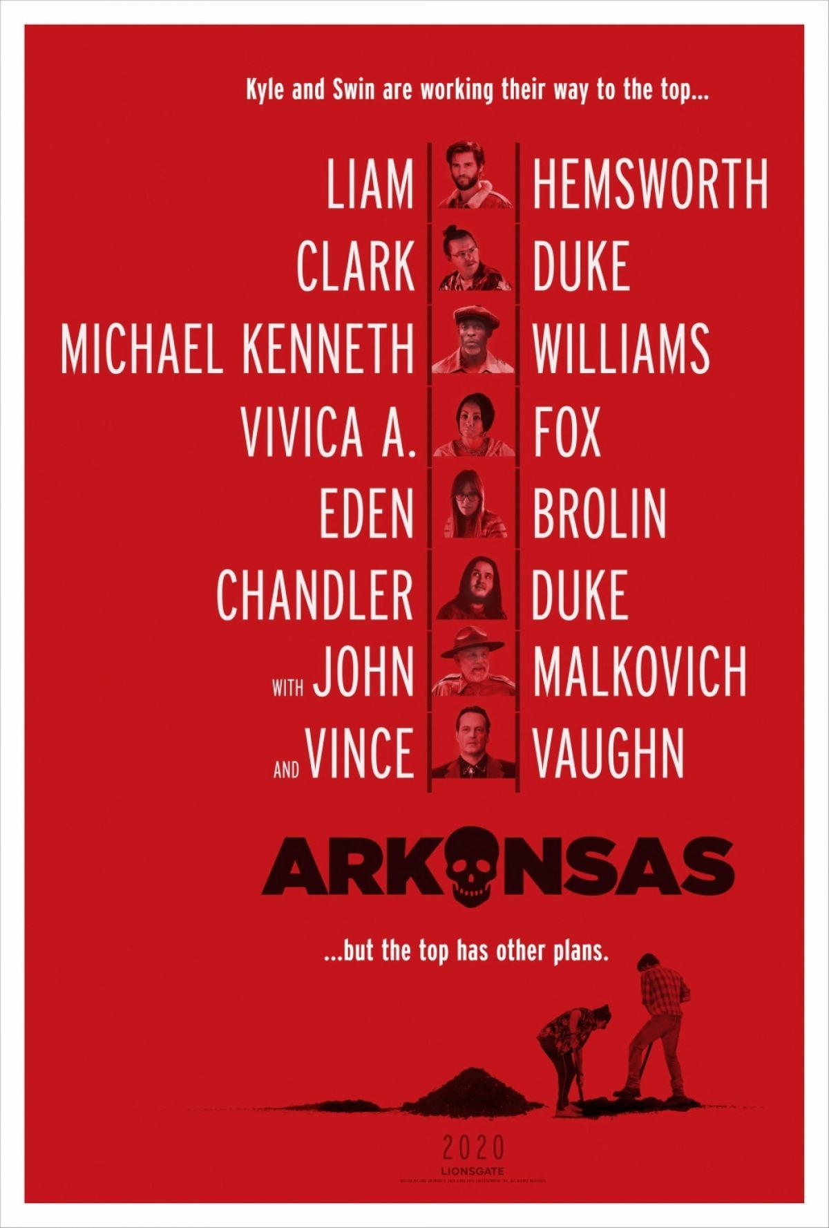 Arkansas Poster #1