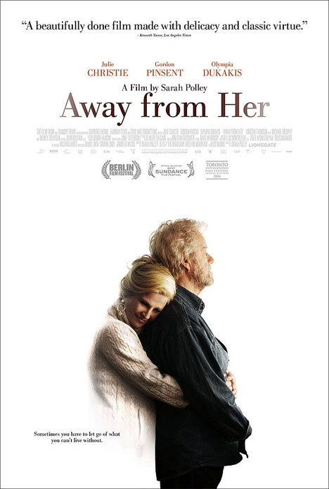 Away From Her Poster #1