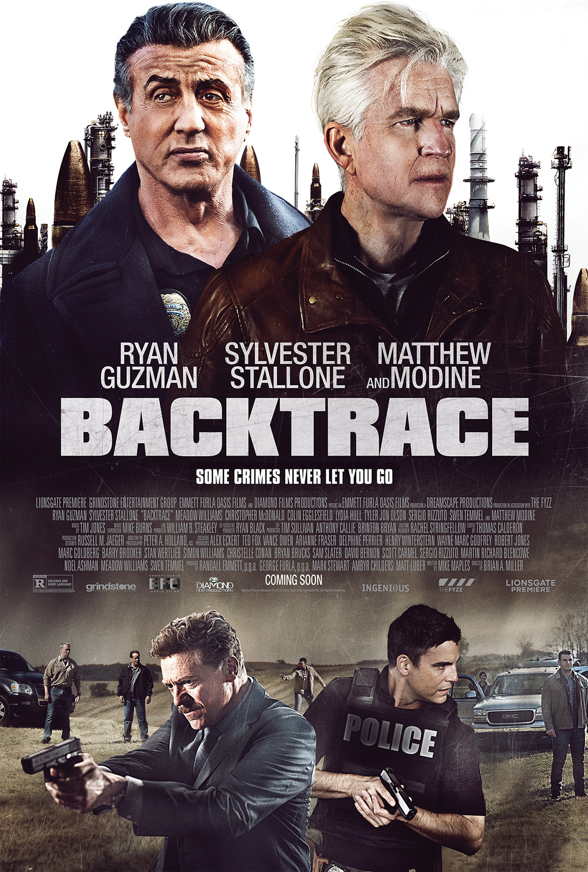 Backtrace Poster #1