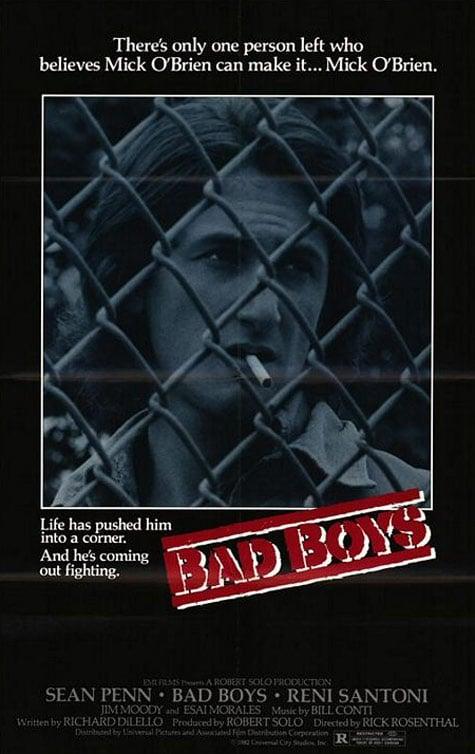 Bad Boys Poster #1