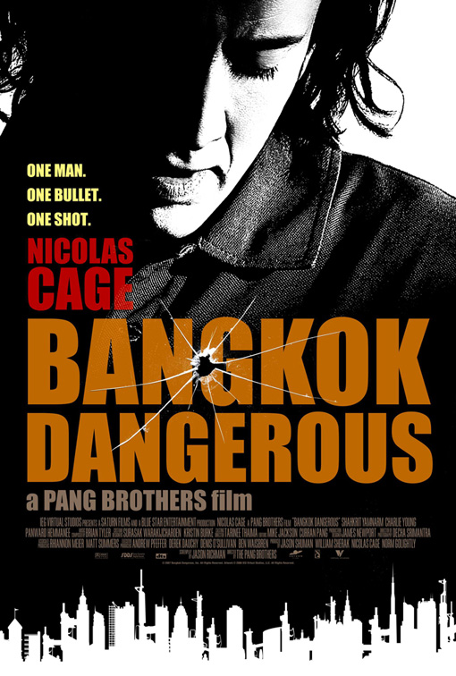 Bangkok Dangerous Poster #1