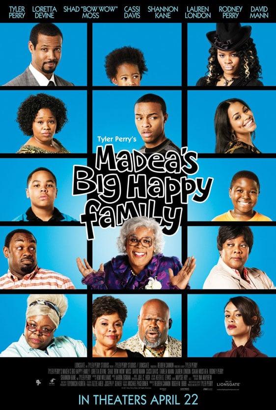 Madea's Big Happy Family Poster #5