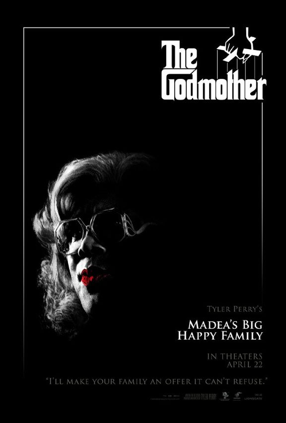 Madea's Big Happy Family Poster #1