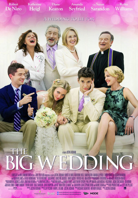 The Big Wedding Poster #2