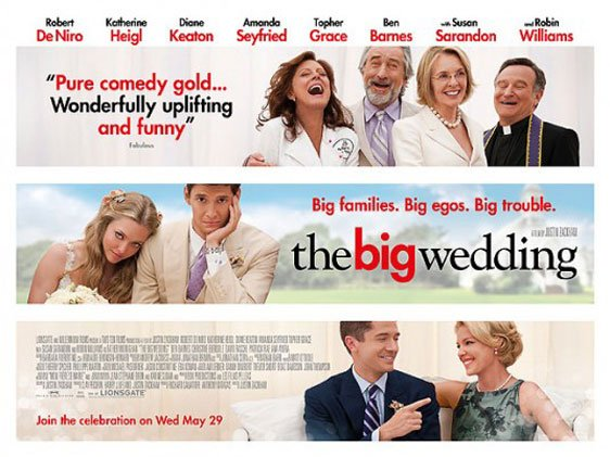 The Big Wedding Poster #3