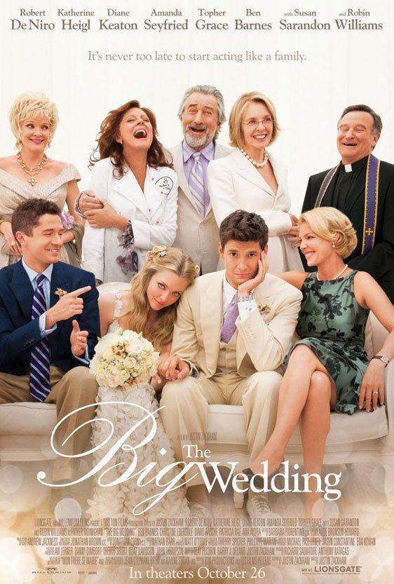 The Big Wedding Poster #1