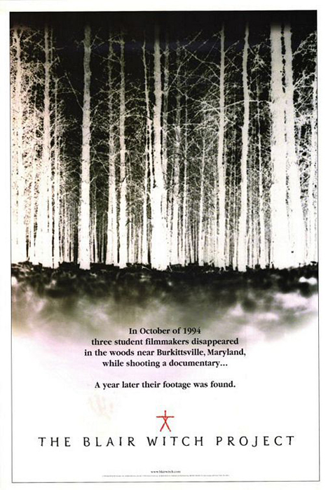 The Blair Witch Project Poster #1