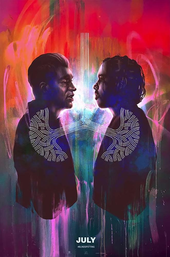 Blindspotting Poster #4