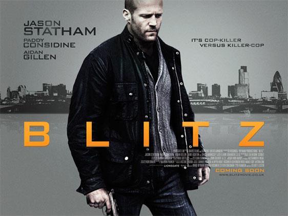 Blitz Poster #1