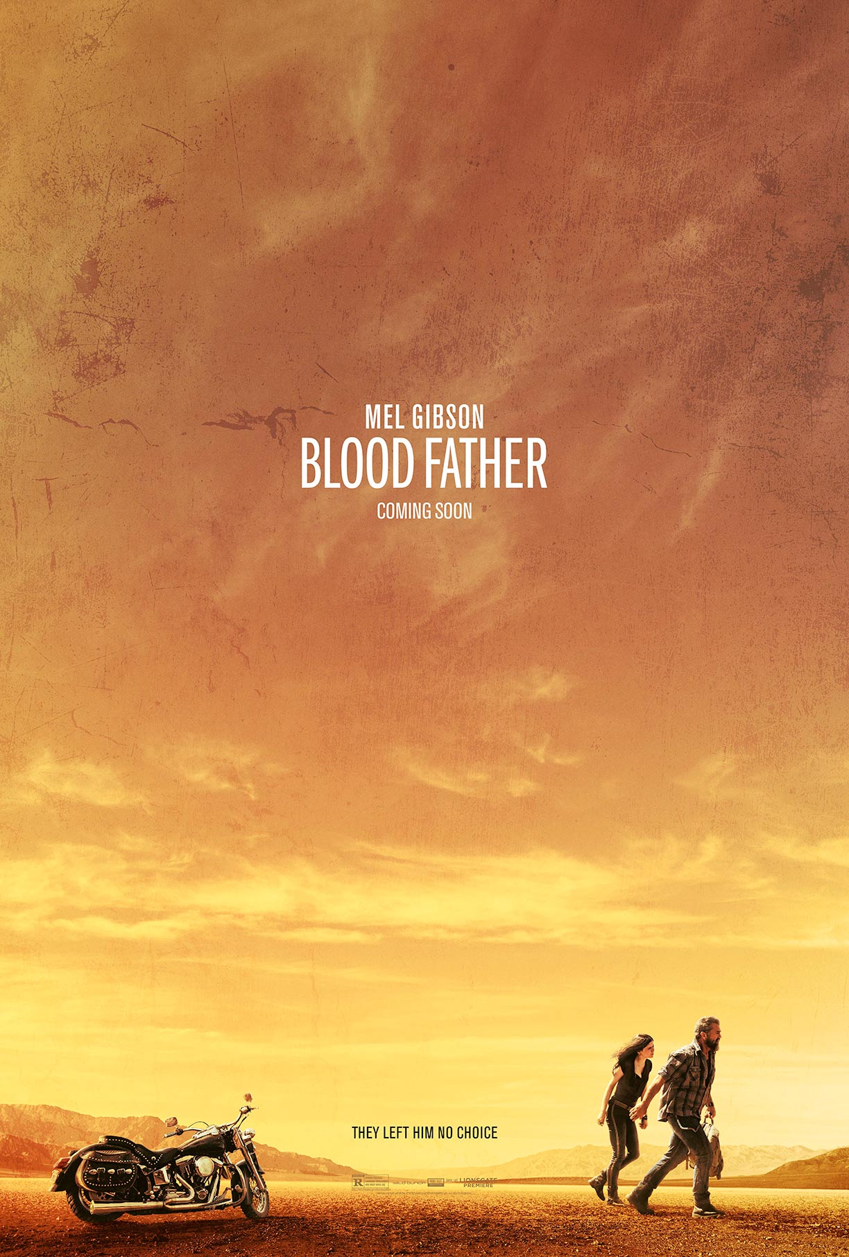 Blood Father Poster #2