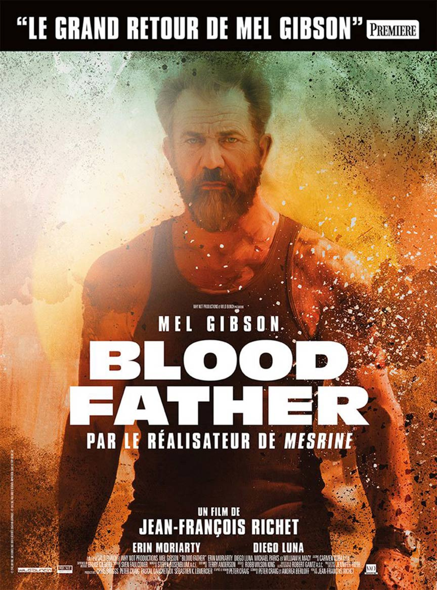 Blood Father Poster #3