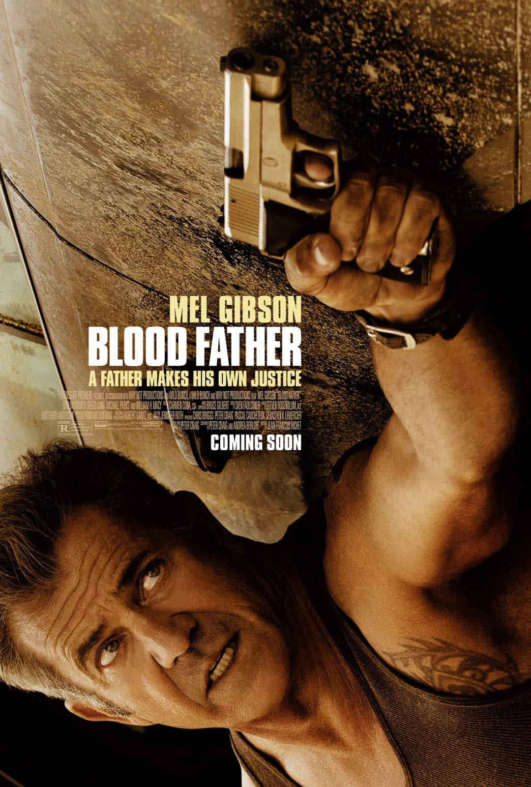 Blood Father Poster #4