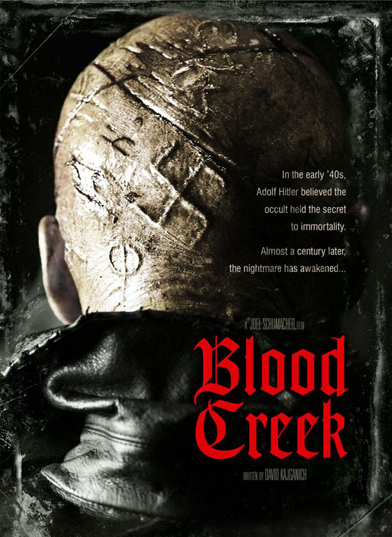 Blood Creek Poster #1