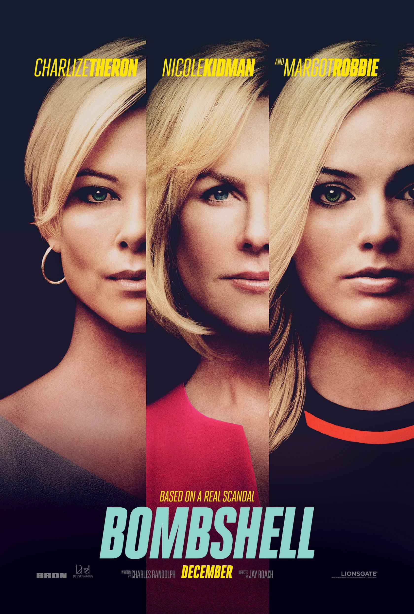 Bombshell Poster #1