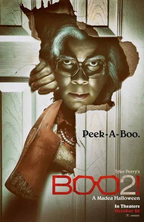 Boo 2! A Madea Halloween Poster #1
