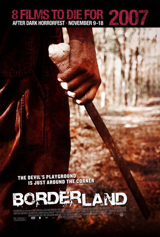 Borderland Poster #2