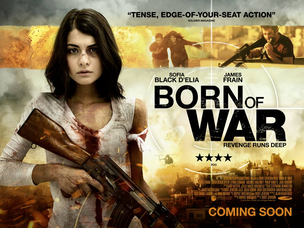 Born of War Poster #1