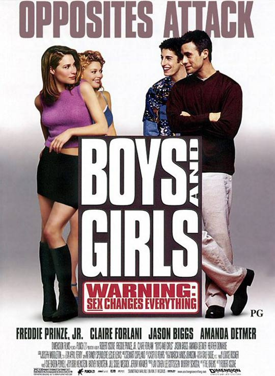 Boys and Girls Poster #1