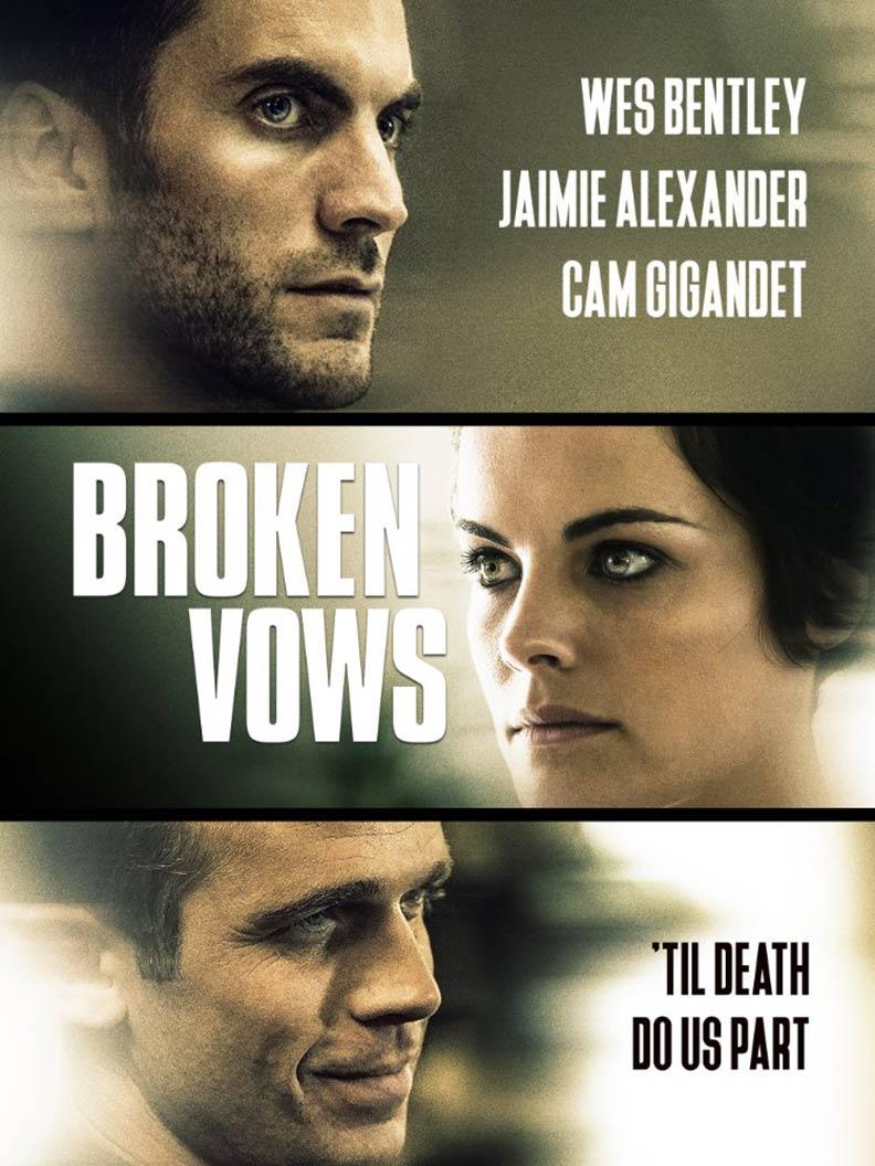Broken Vows Poster #2