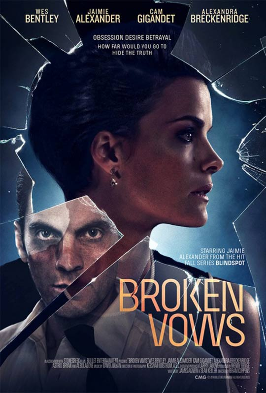 Broken Vows Poster #1