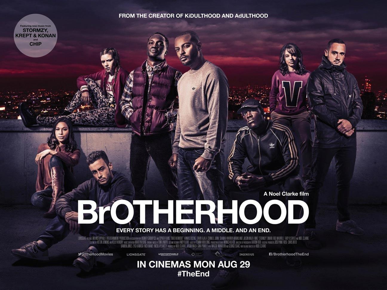 Brotherhood Poster #1