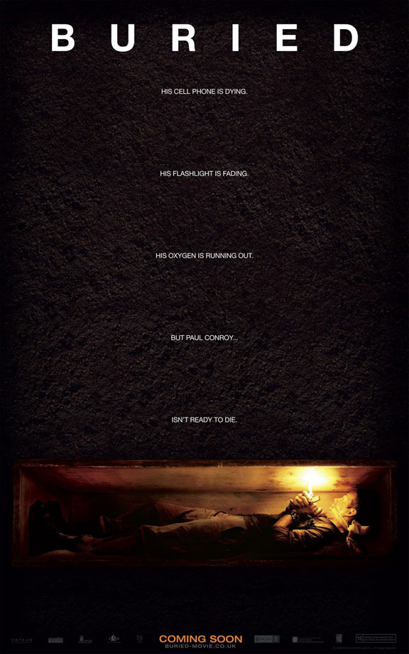 Buried Poster #3
