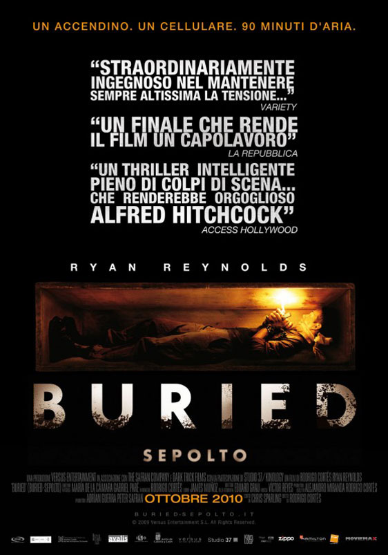 Buried Poster #5