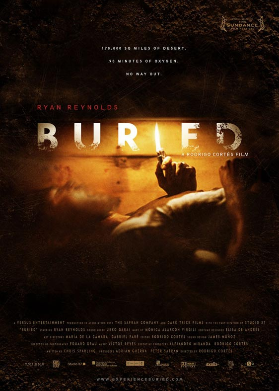 Buried Poster #1