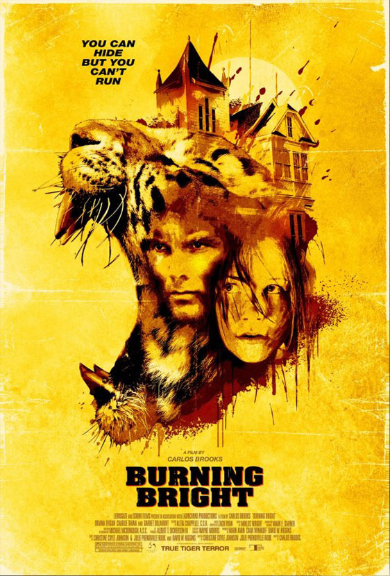 Burning Bright Poster #1