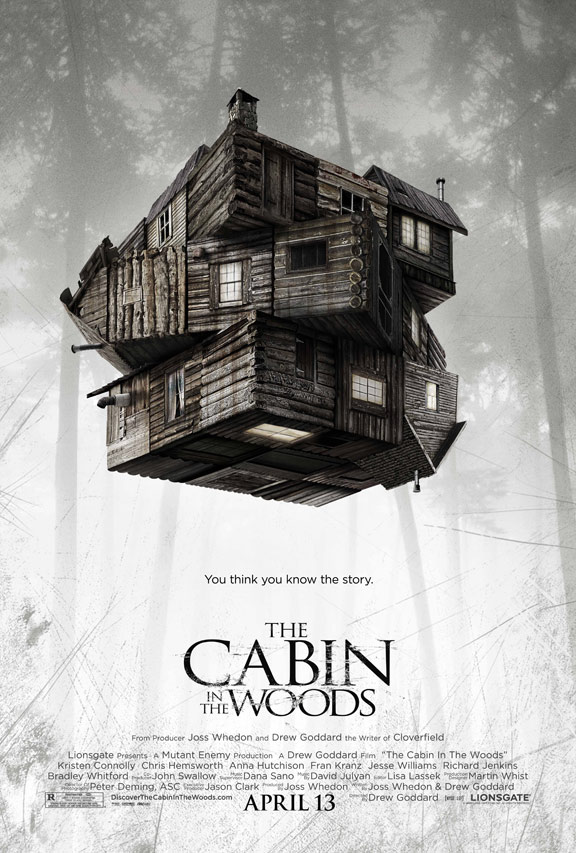The Cabin in the Woods Poster #1