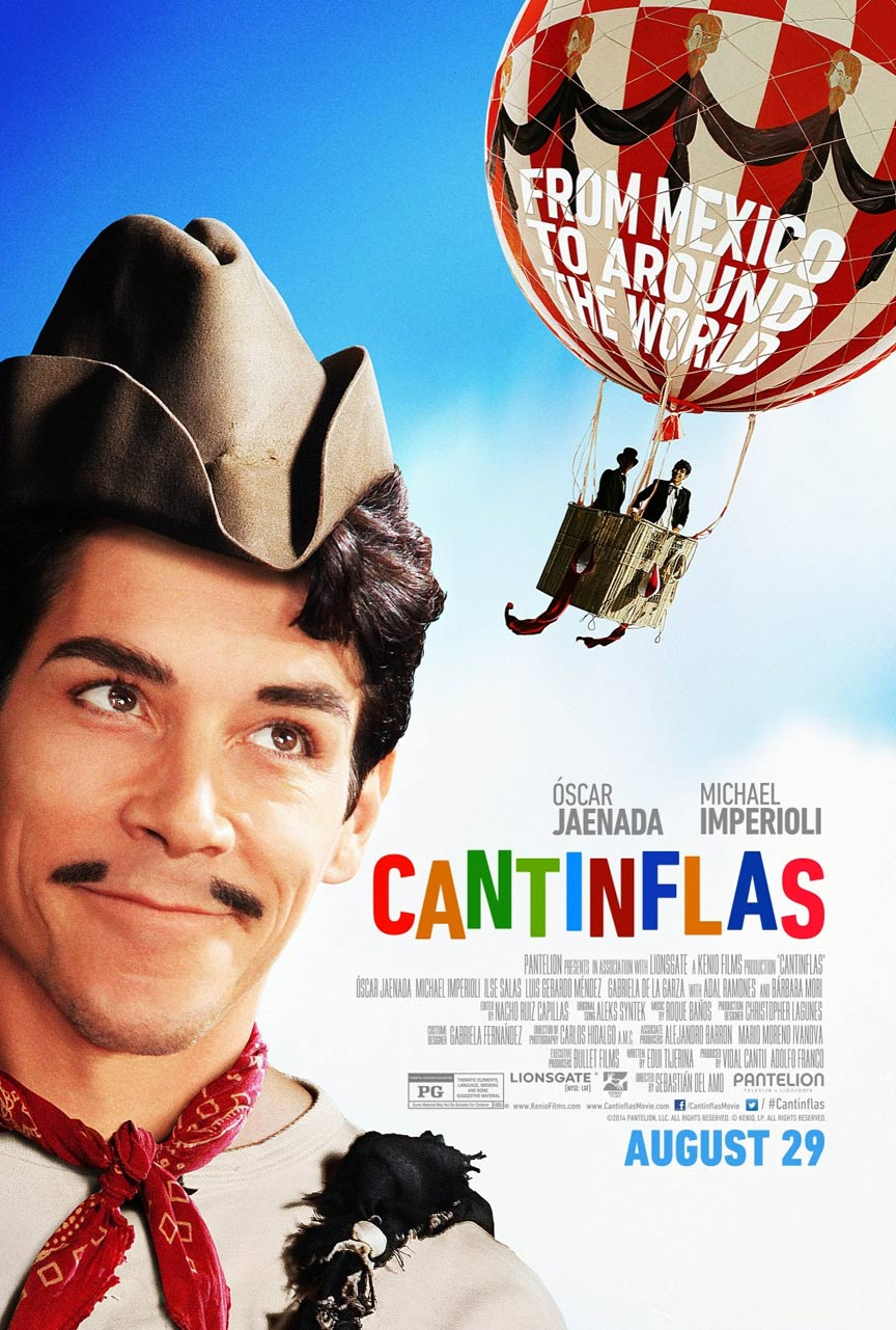 Cantinflas Poster #1