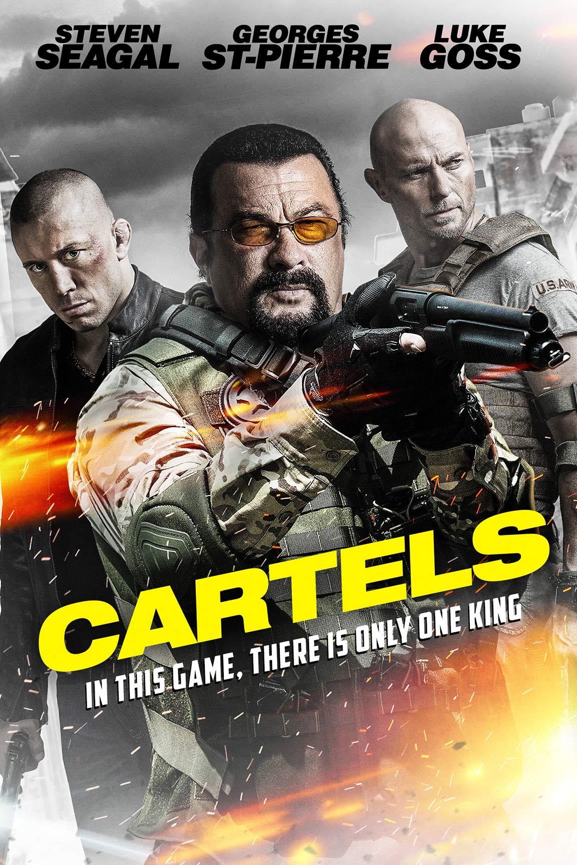 Cartels Poster #1