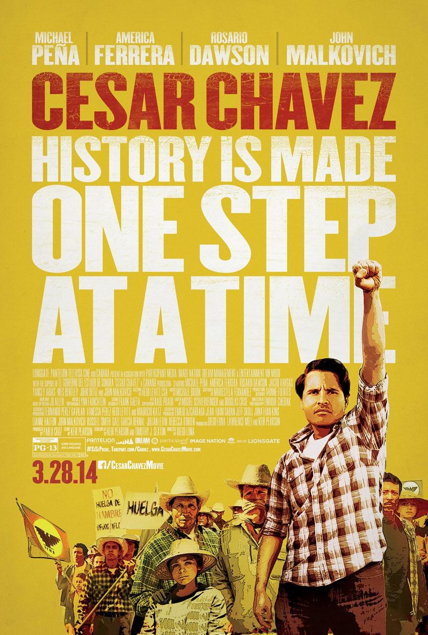 Cesar Chavez: An American Hero  Poster #1