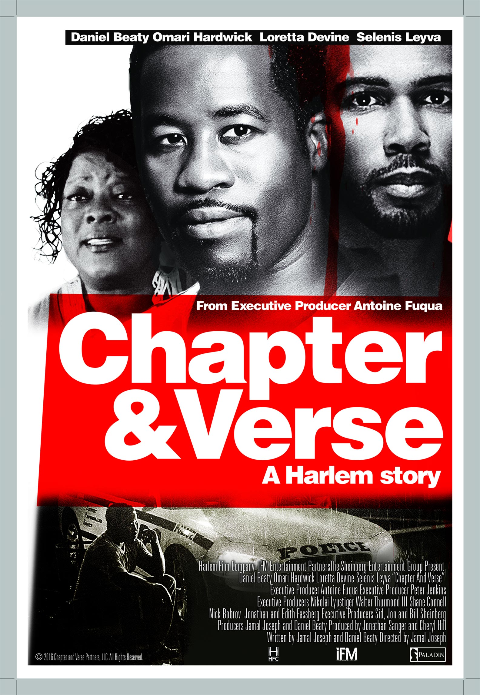 Chapter & Verse Poster #1