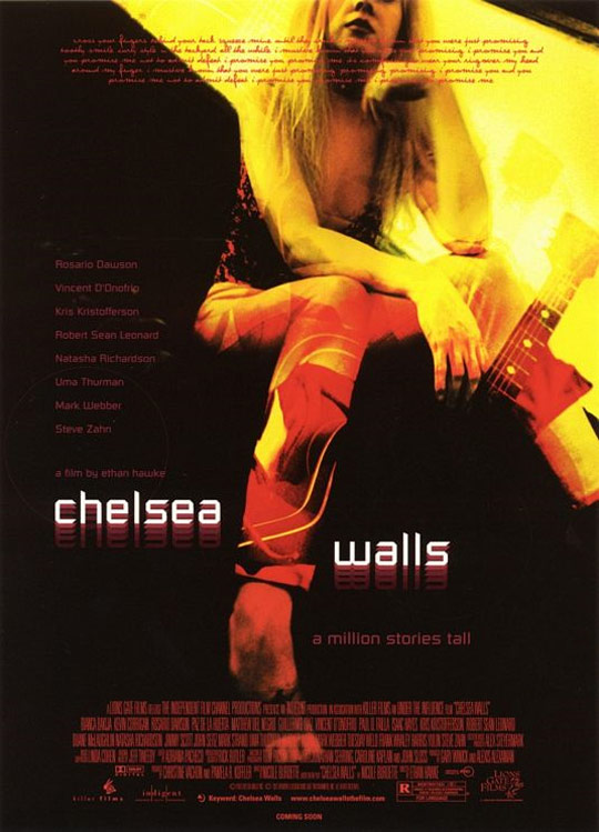 Chelsea Walls Poster #1