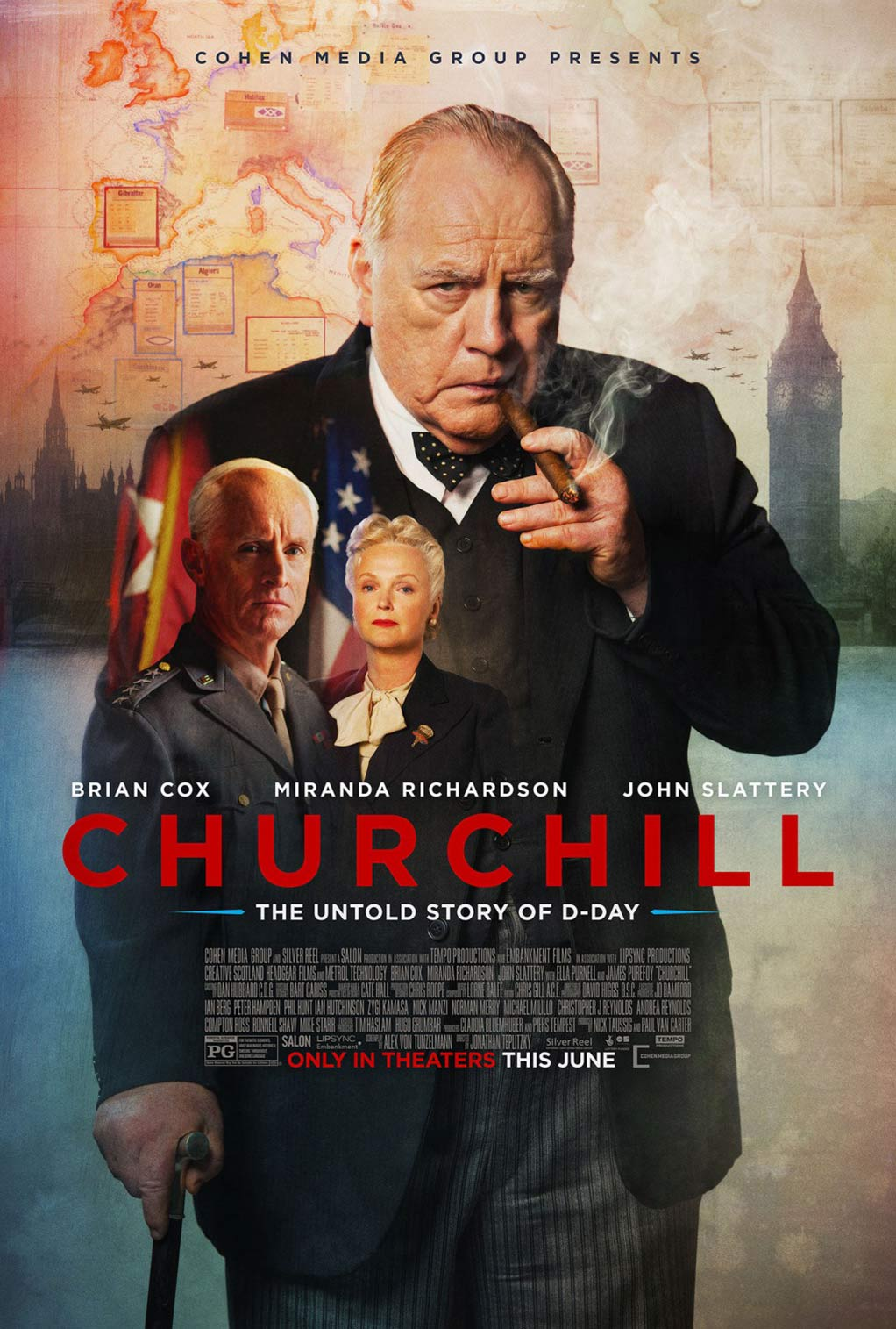 Churchill Poster #3