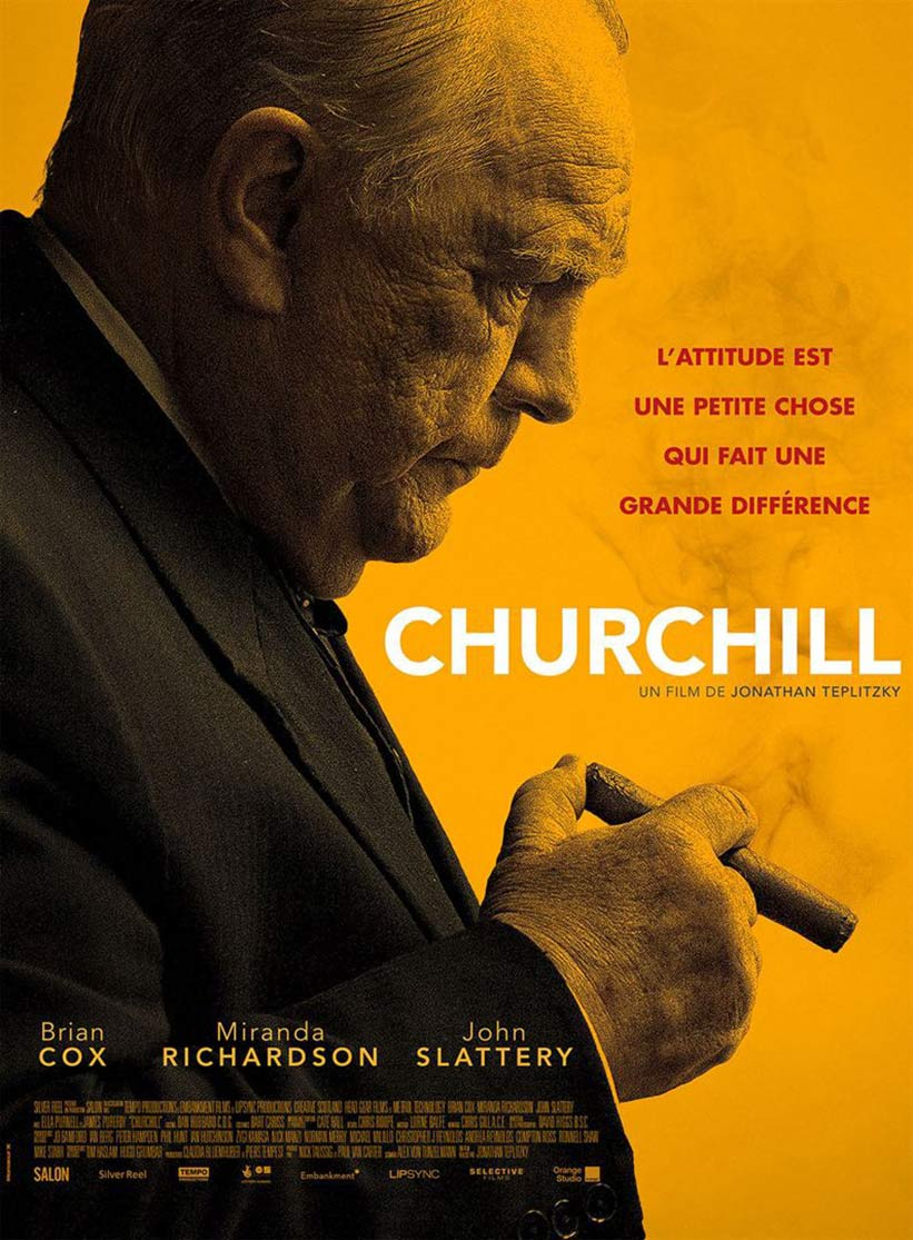 Churchill (2017) Poster #3 - Trailer Addict Gerard Butler Pinterest