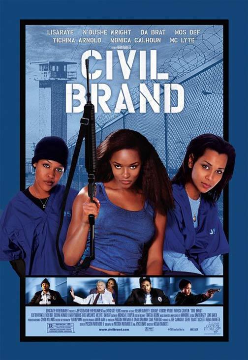 Civil Brand Poster #1