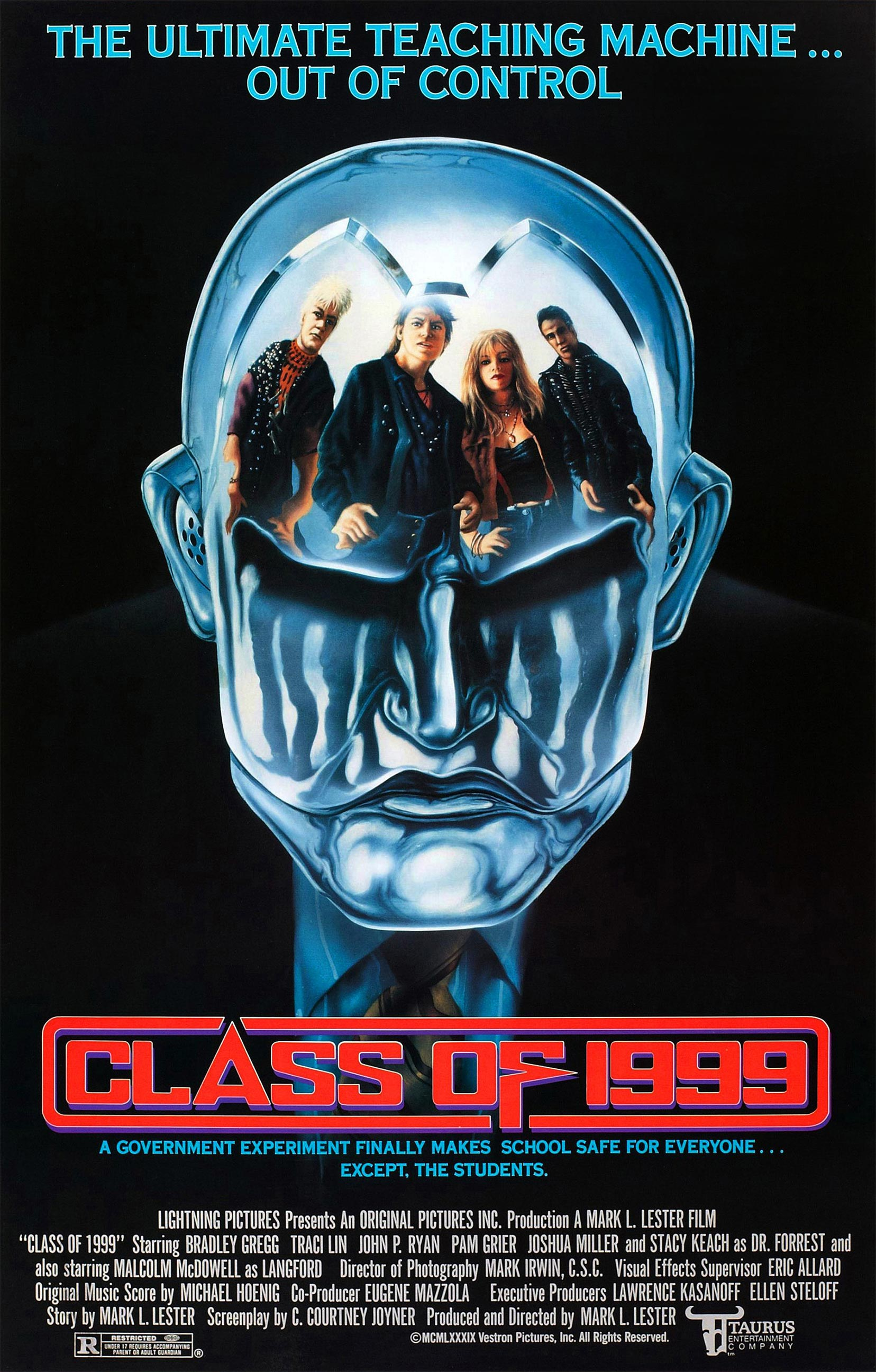 Class of 1999 Poster #1